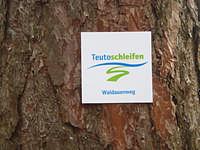 Markierung Waldauenweg
