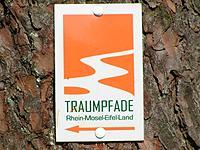 Markierung Waldschluchtenweg