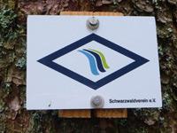 Markierung WasserWeltenSteig