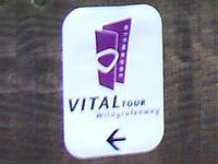 Markierung Wildgrafenweg