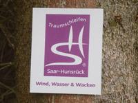 Markierung Wind, Wasser & Wacken